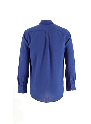 Kiğılı Gömlek Lacivert